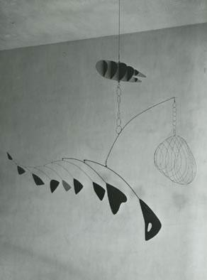 Lobster Trap and Fish Tail - Alexander Calder
