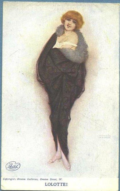 Lollotte - Raphael Kirchner