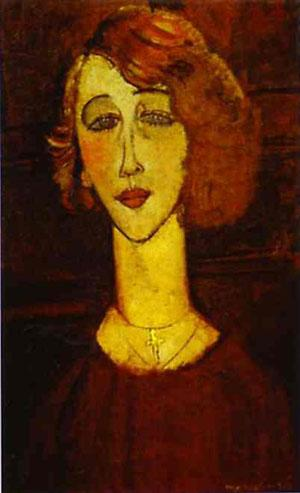Lolotte - Amedeo Modigliani