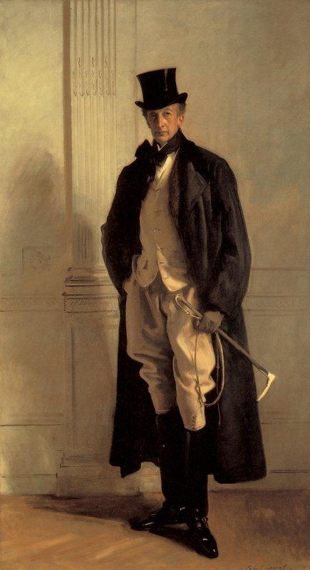 Lord Ribblesdale - John Singer Sargent