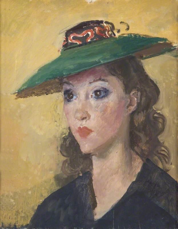 Louise Olgin - Augustus John