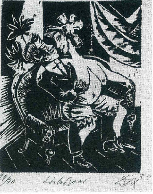 Lovers - Fernando Botero