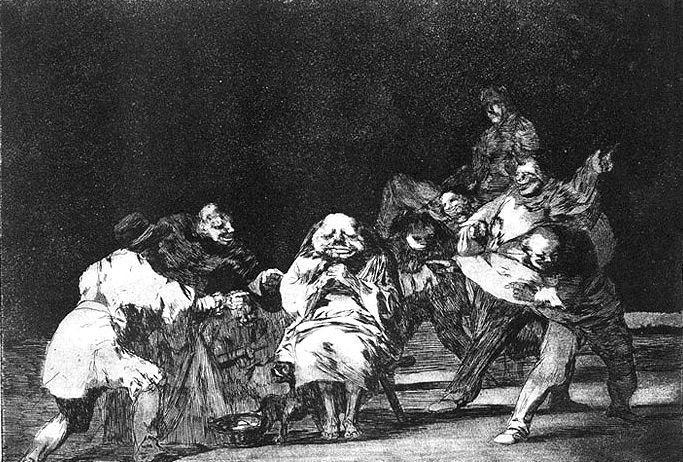 Loyalty - Francisco Goya