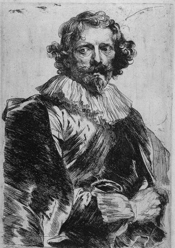 Lucas Vorsterman - Anthony van Dyck