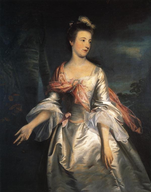 Lucy, Lady Strange - Joshua Reynolds