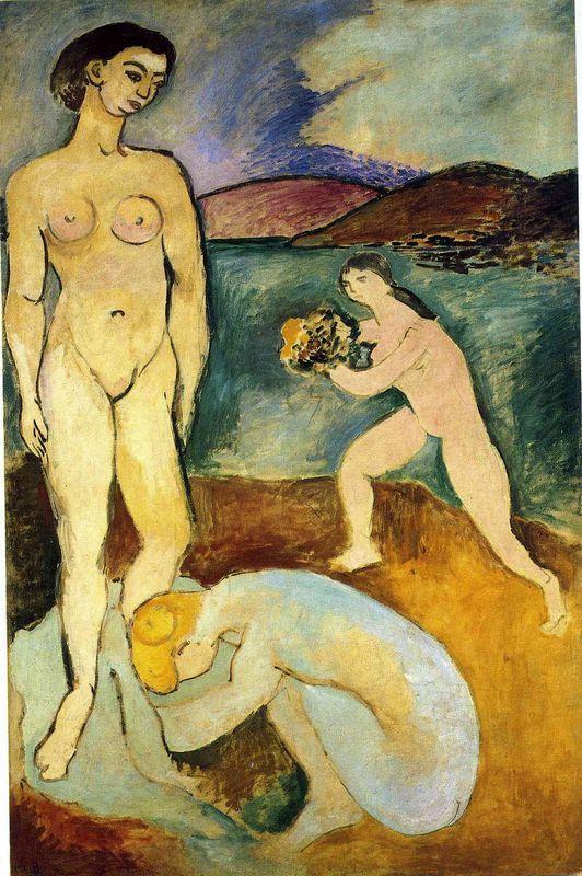 Luxe  - Henri Matisse