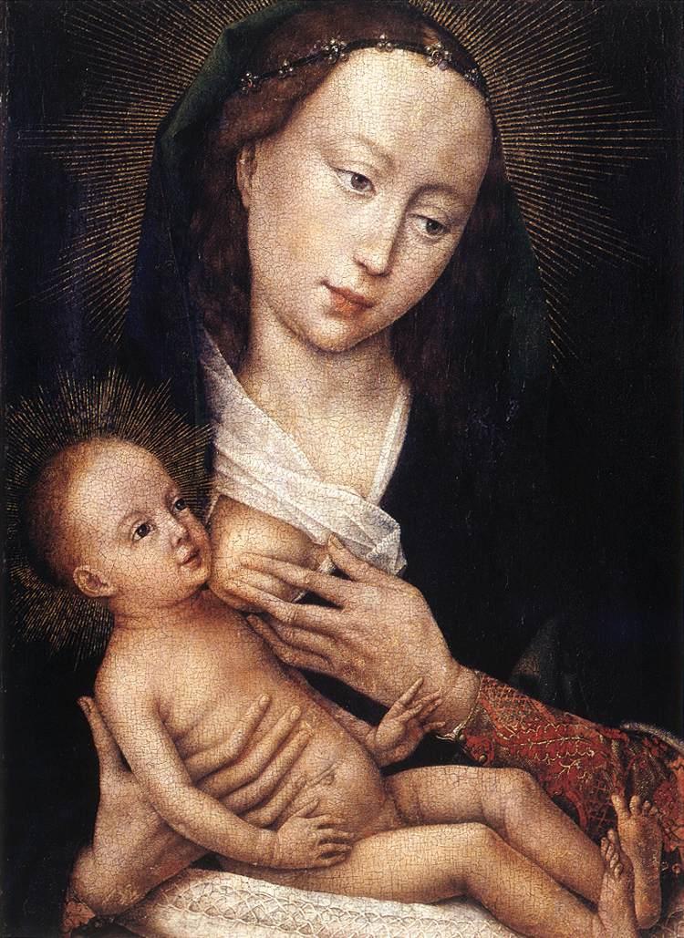 Madonna and Child - Domenico Ghirlandaio