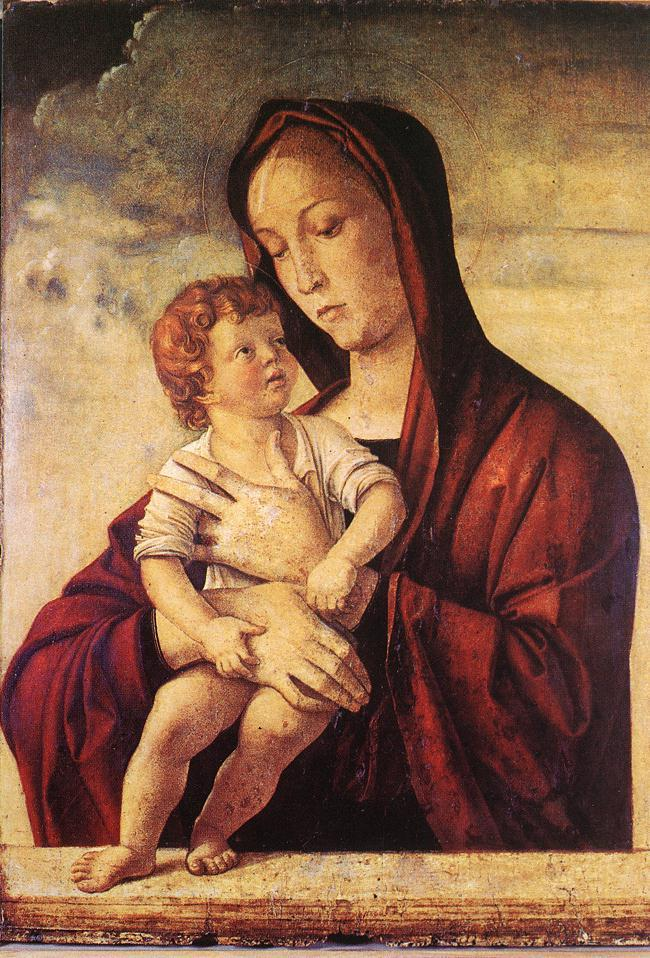 Madonna with Child - Filippo Brunelleschi
