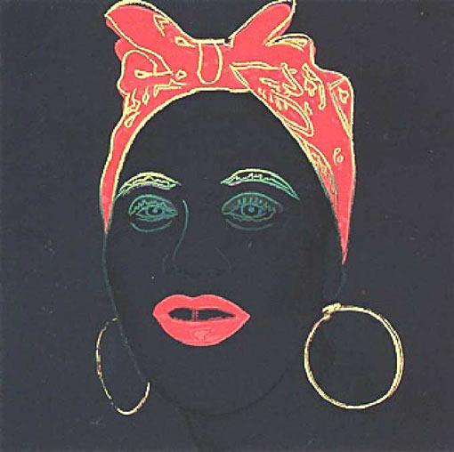 Mammy - Andy Warhol
