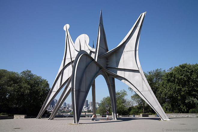 Man - Alexander Calder