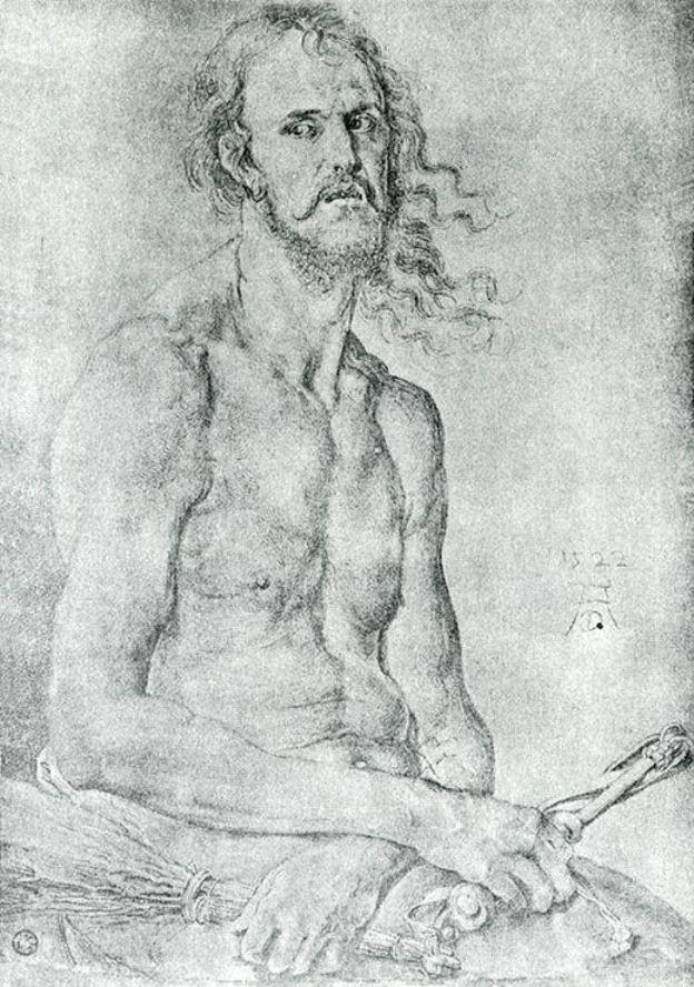 Man of Sorrow - Albrecht Durer