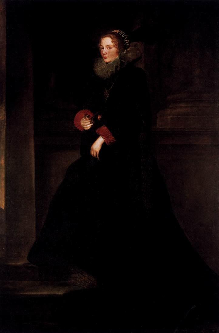 Marchesa Geronima Spinola - Anthony van Dyck