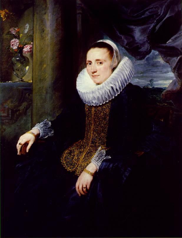 Margareta Snyders - Anthony van Dyck