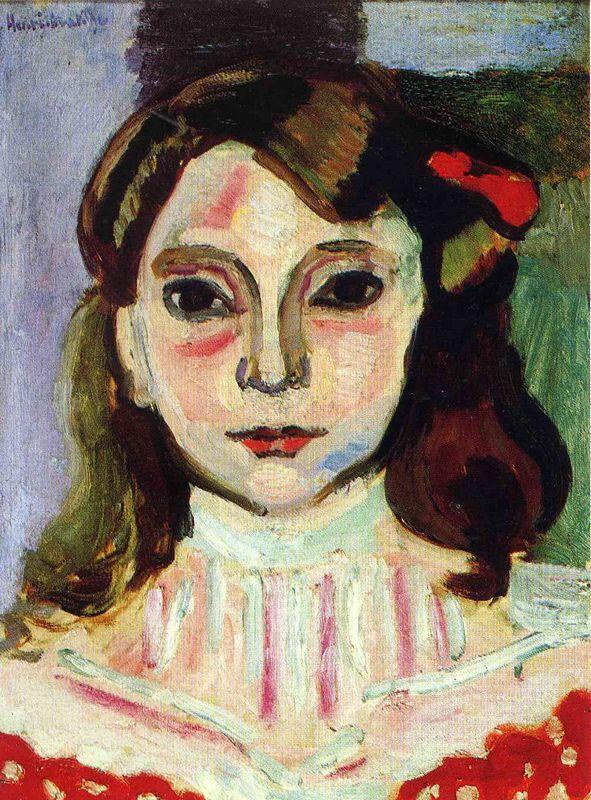 Marguerite - Henri Matisse