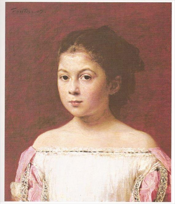 Marie Yolande de Fitz James - Henri Fantin-Latour