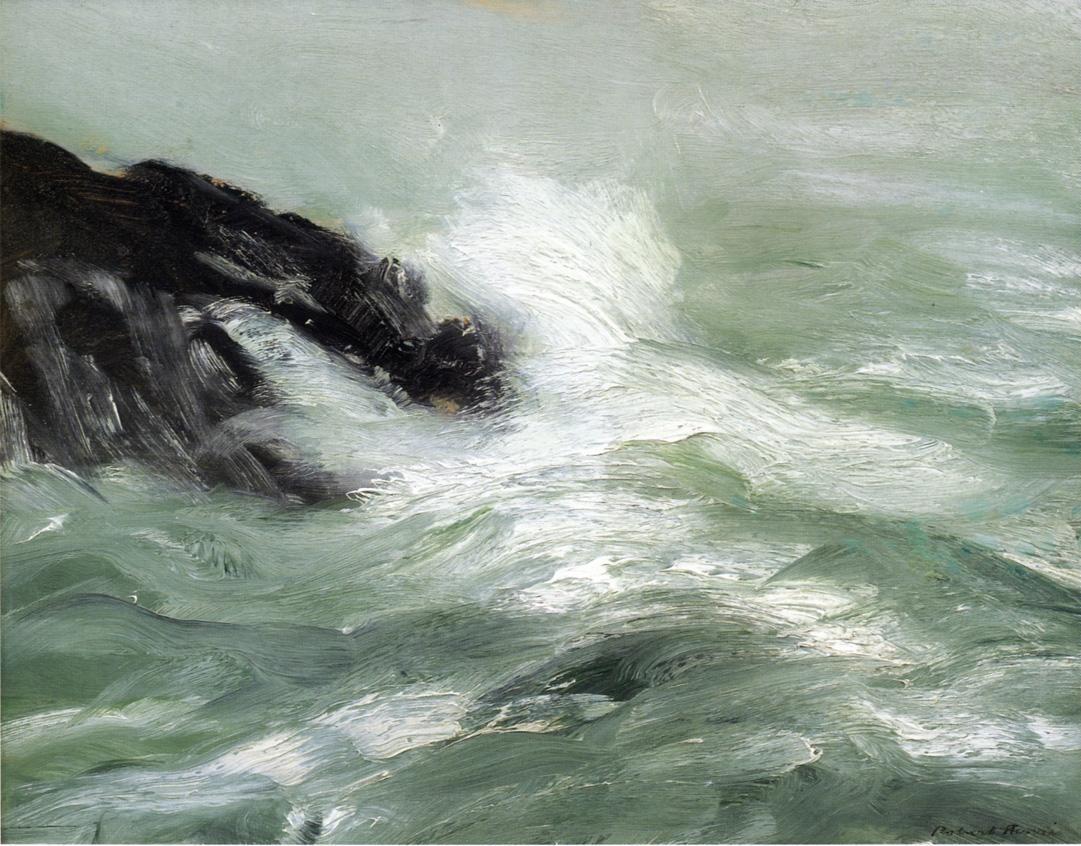 Marine - Storm Sea  - Robert Henri