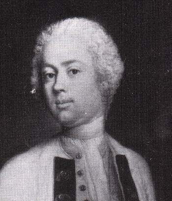Markgraf Friedrich Wilhelm von Brandenburg Schwedt - Antoine Pesne
