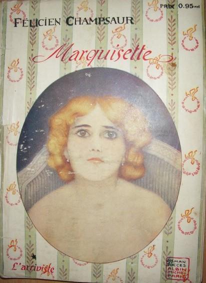 Marquisette - Raphael Kirchner