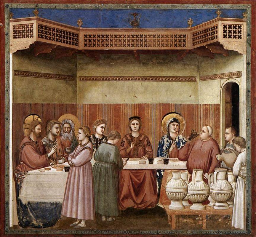 Marriage at Cana - El Greco