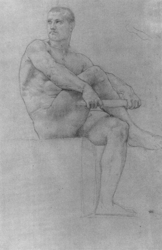 Mars - William-Adolphe Bouguereau