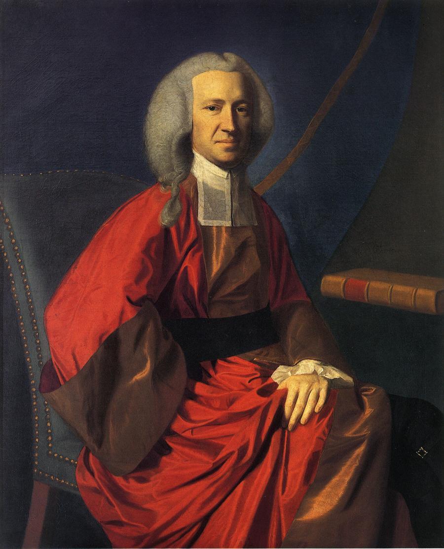 Martin Howard - John Singleton Copley