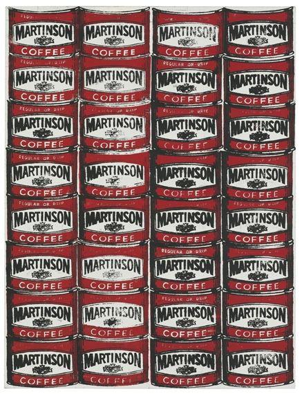 Martinson Coffee - Andy Warhol