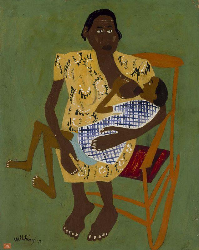 Maternal - William H. Johnson