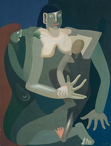 Maternity - Amedee Ozenfant