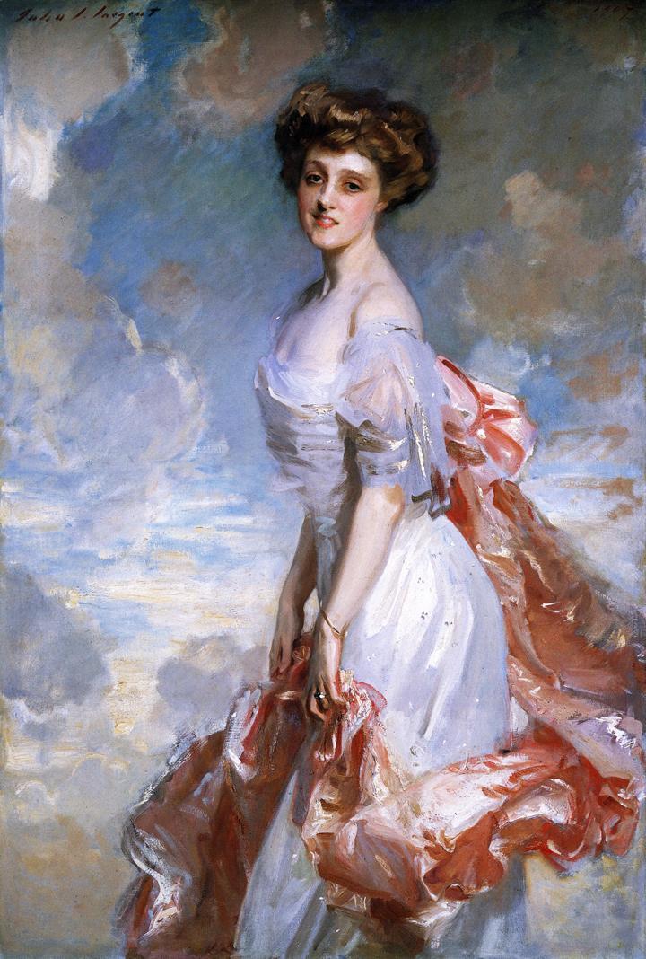 Mathilde Townsend - John Singer Sargent