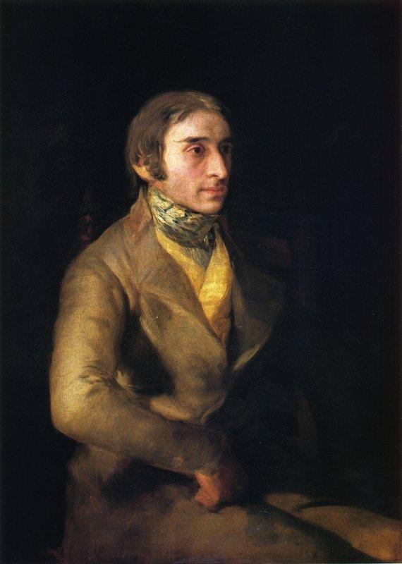 Maunel Silvela - Francisco Goya