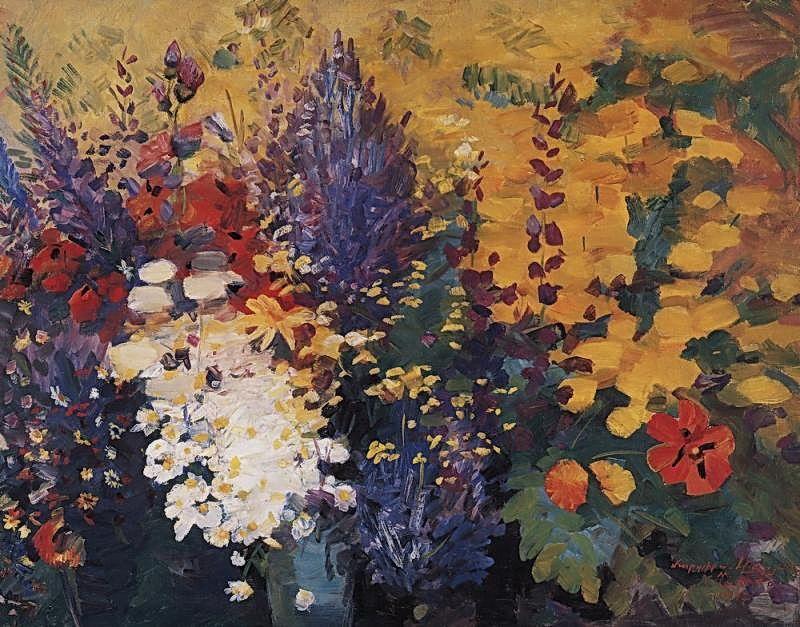 May flowers - Martiros Saryan