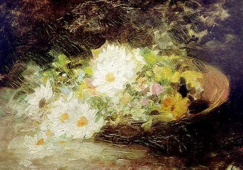 May Lillies - Nicolae Grigorescu