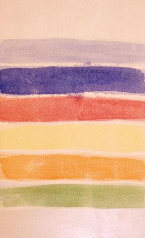 Meadow - Ronnie Landfield