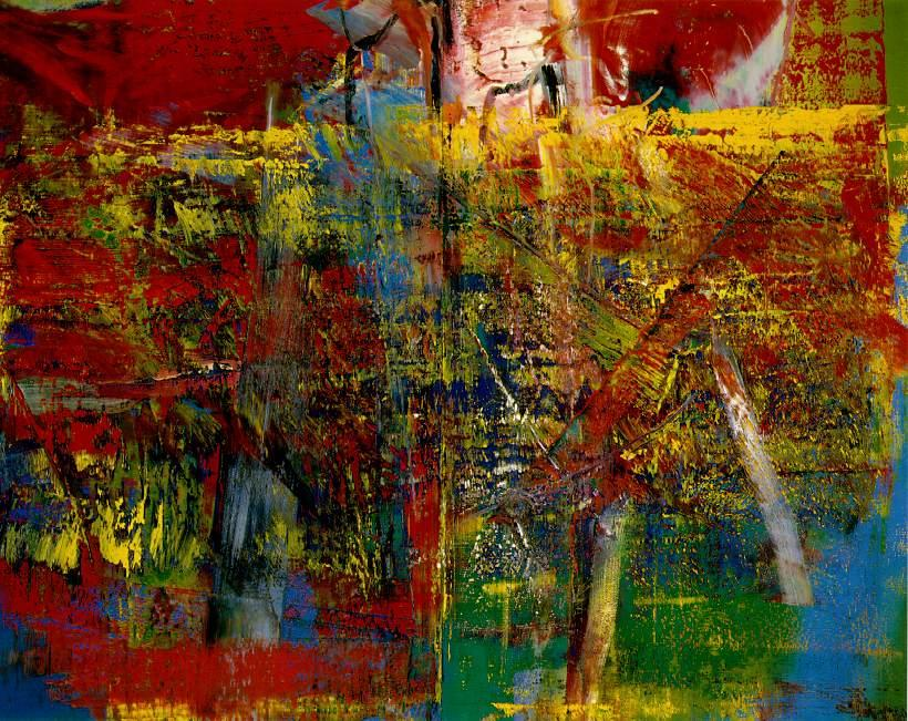 Mediation - Gerhard Richter