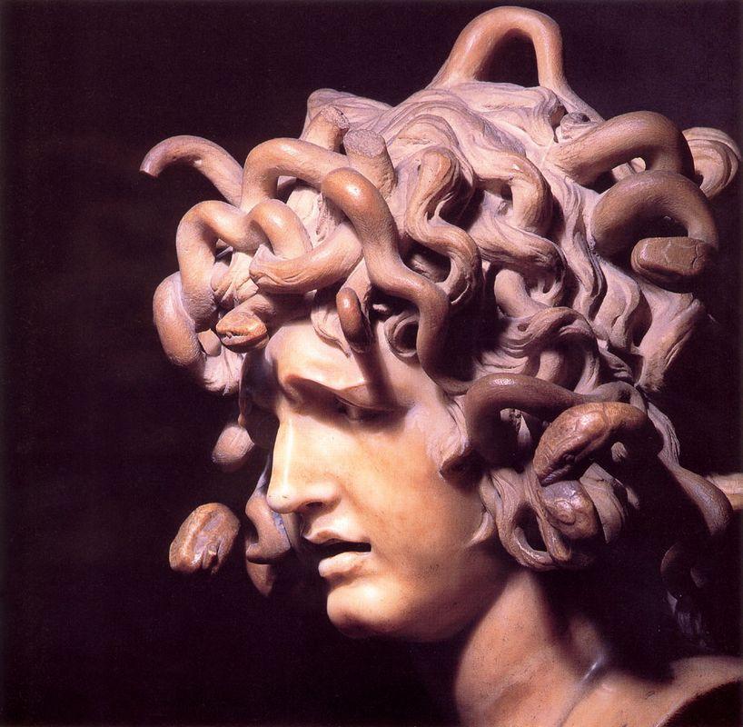 Medusa - Gian Lorenzo Bernini