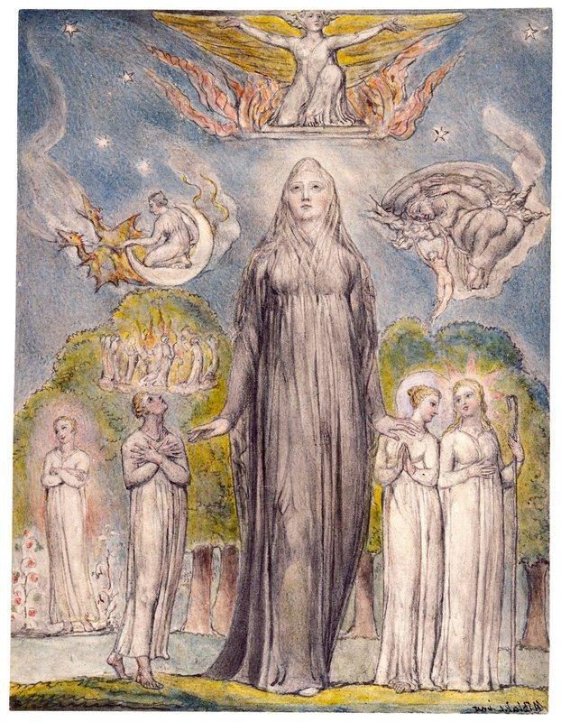 Melancholy - William Blake