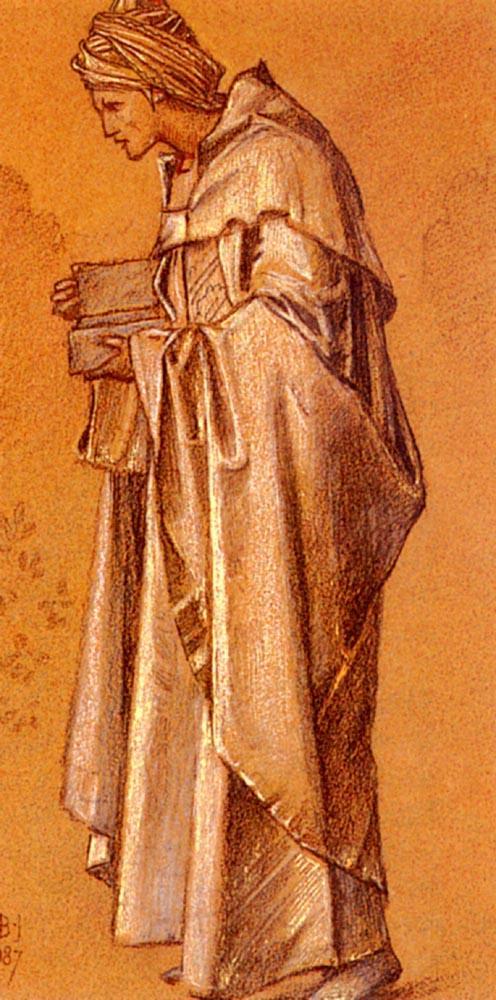 Melchoir - Edward Burne-Jones