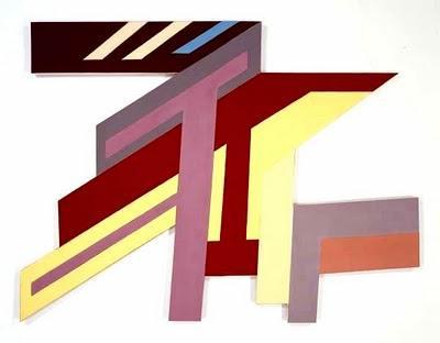 Michapol I - Frank Stella