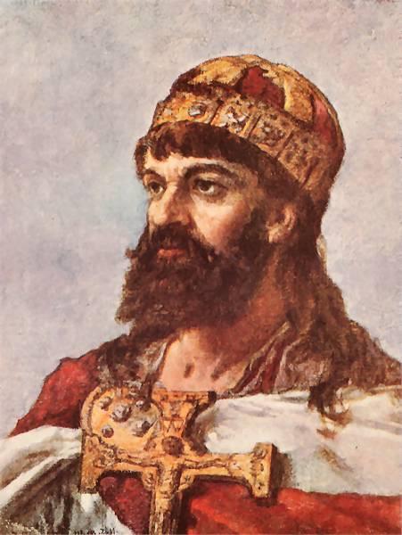Mieszko I of Poland - Jan Matejko