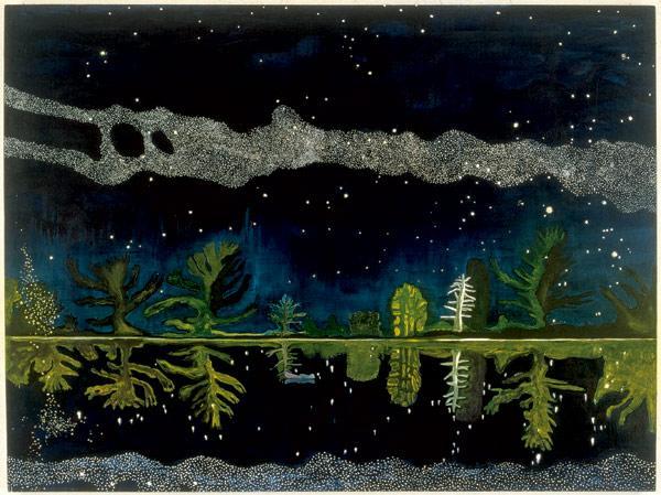 Milky Way - Peter Doig