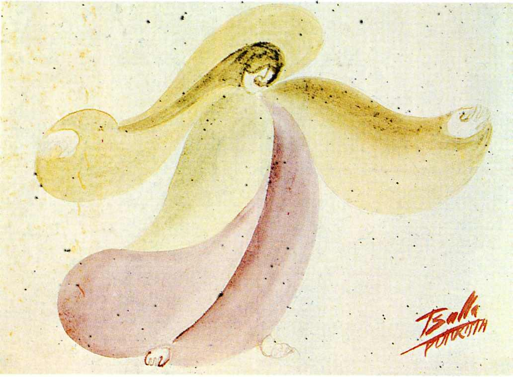 Mimicry synoptic': costume design for the Valle - Giacomo Balla