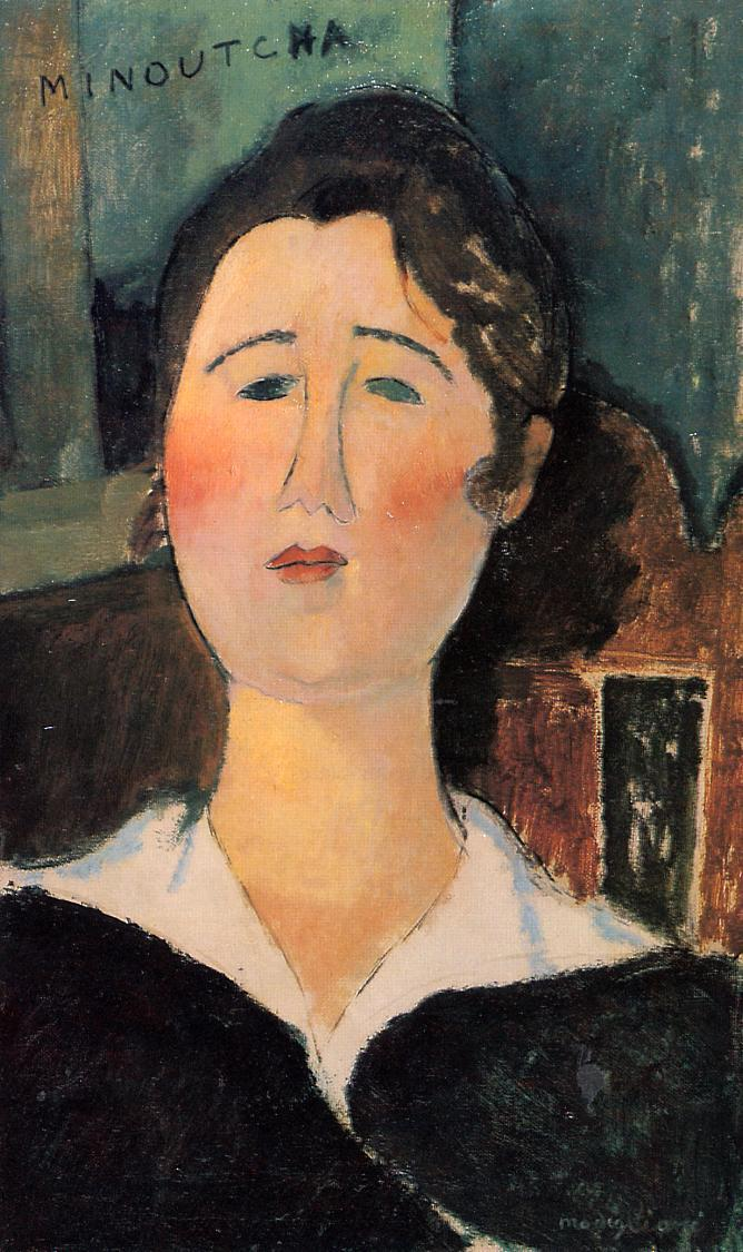 Minoutcha - Amedeo Modigliani