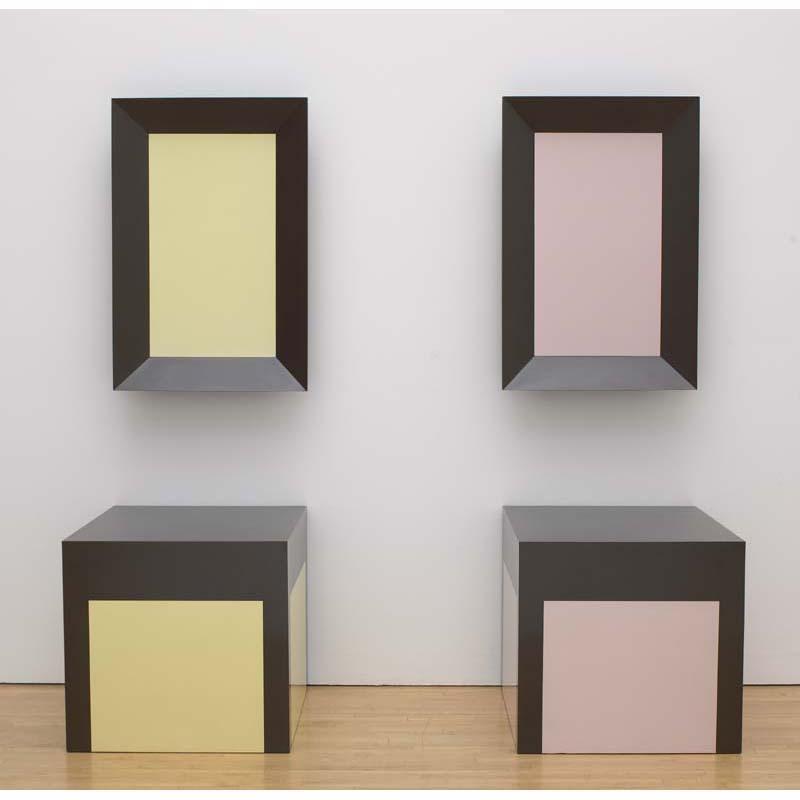 Mirror/Mirror - Table/Table - Richard Artschwager