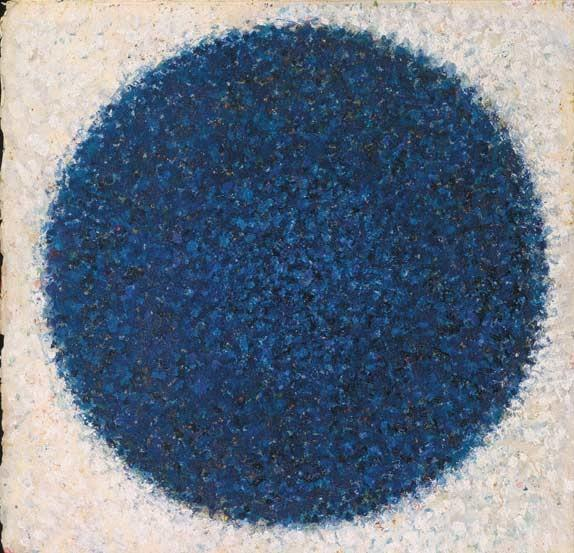 Moon Meditation - Richard Pousette-Dart