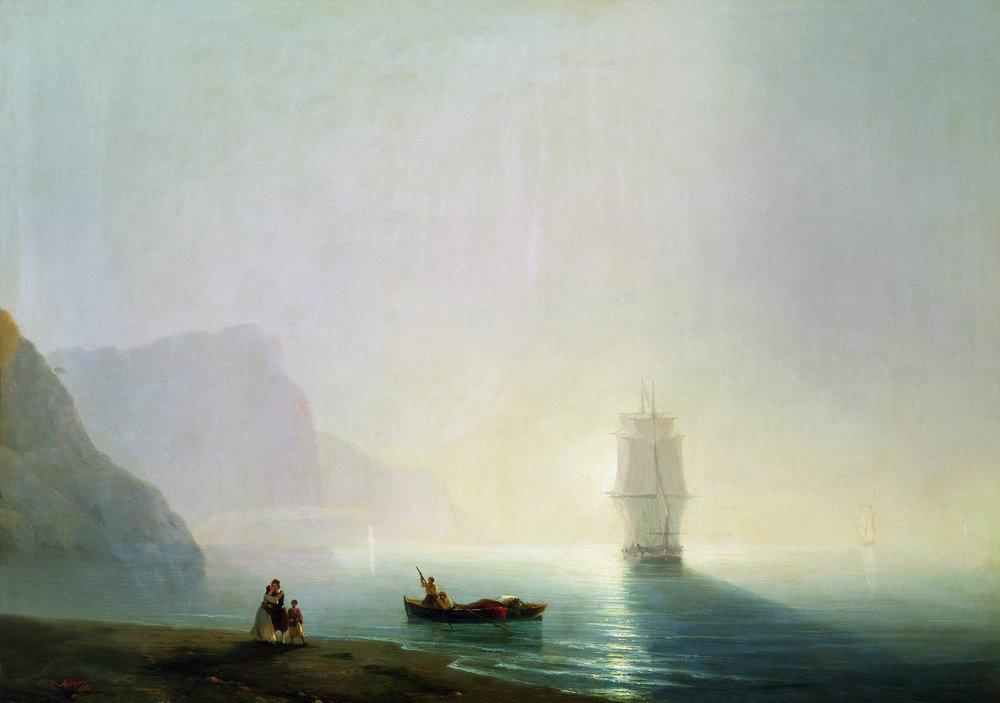 Morning  - Ivan Aivazovsky