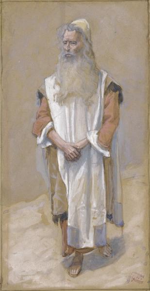 Moses - James Tissot