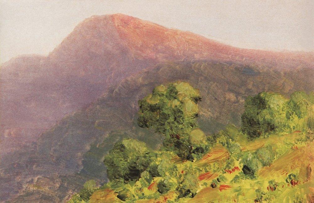 Mountains - Arkhip Kuindzhi
