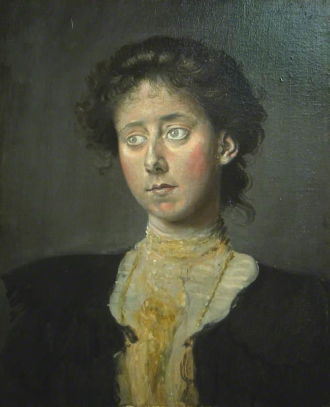 Mrs A. A. Jack - Augustus John