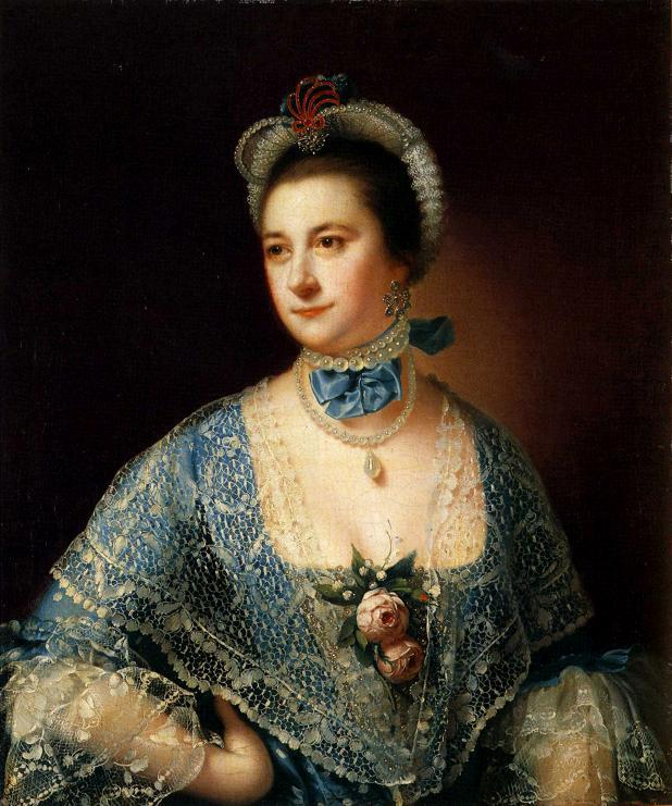 Mrs. Andrew Lindington - Joseph Wright