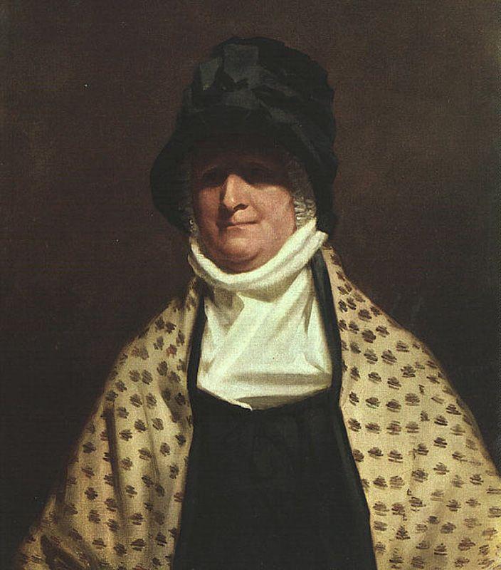 Mrs. Colin Campbell of Park - Henry Raeburn